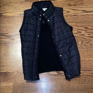Beautiful Black Comfy Vest